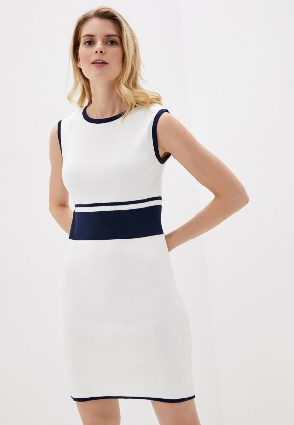 женское повседневные платье felix hardy, белое