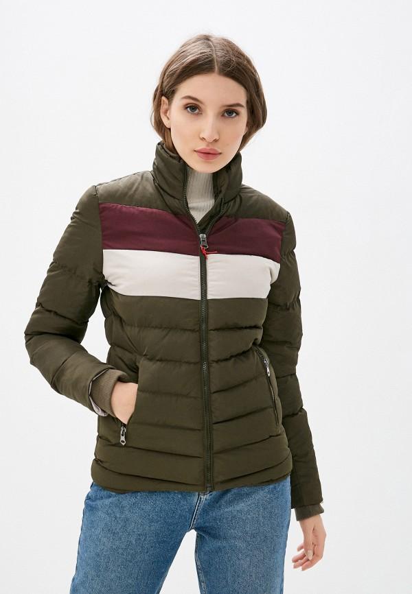 женская куртка felix hardy, хаки