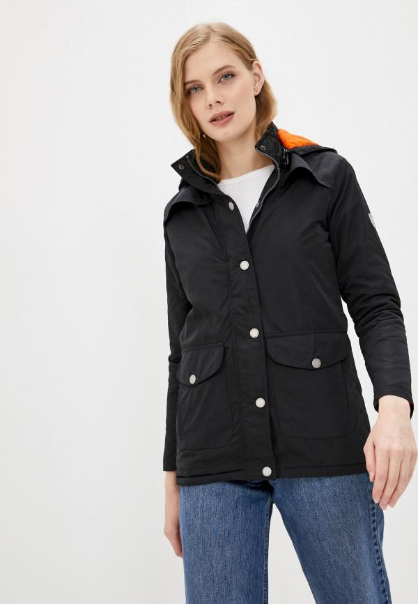 женская куртка felix hardy, черная