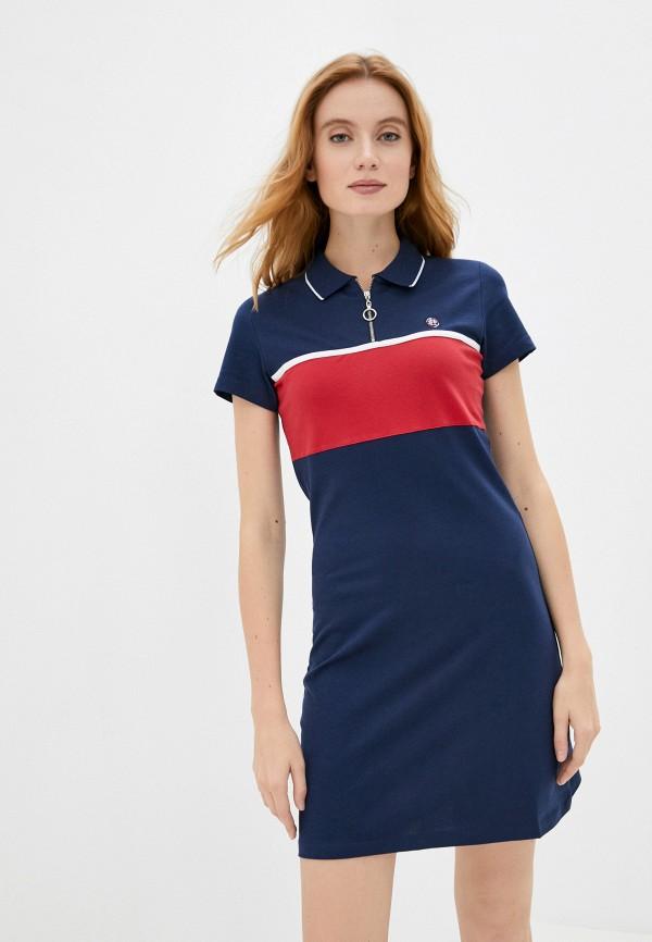 женское платье felix hardy, синее