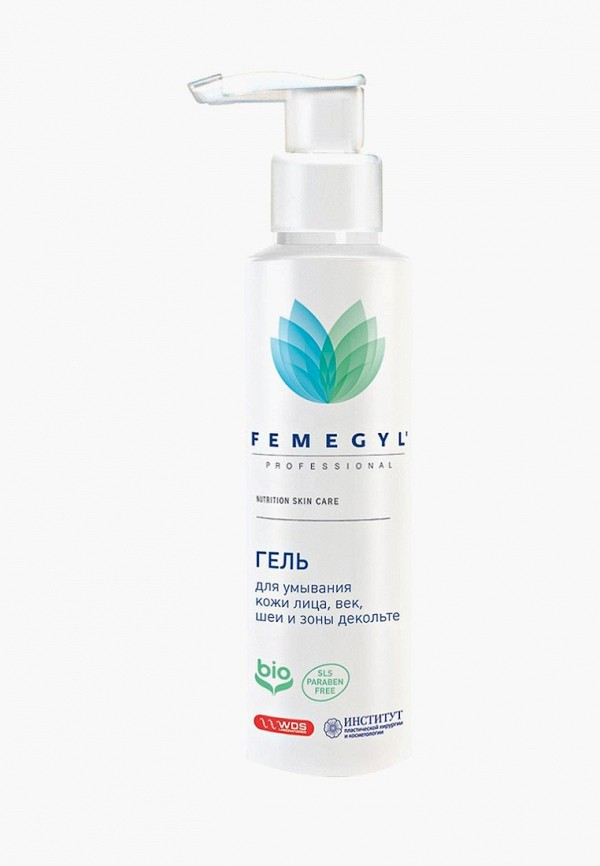 Гель для умывания Femegyl Femegyl FE030LWEXDA3 femegyl косметика инстаграм