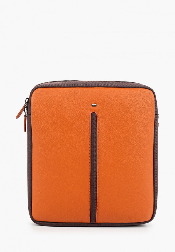 женская сумка fedon 1919, оранжевая