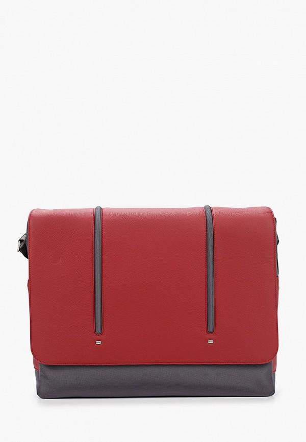 женская сумка fedon 1919, бордовая