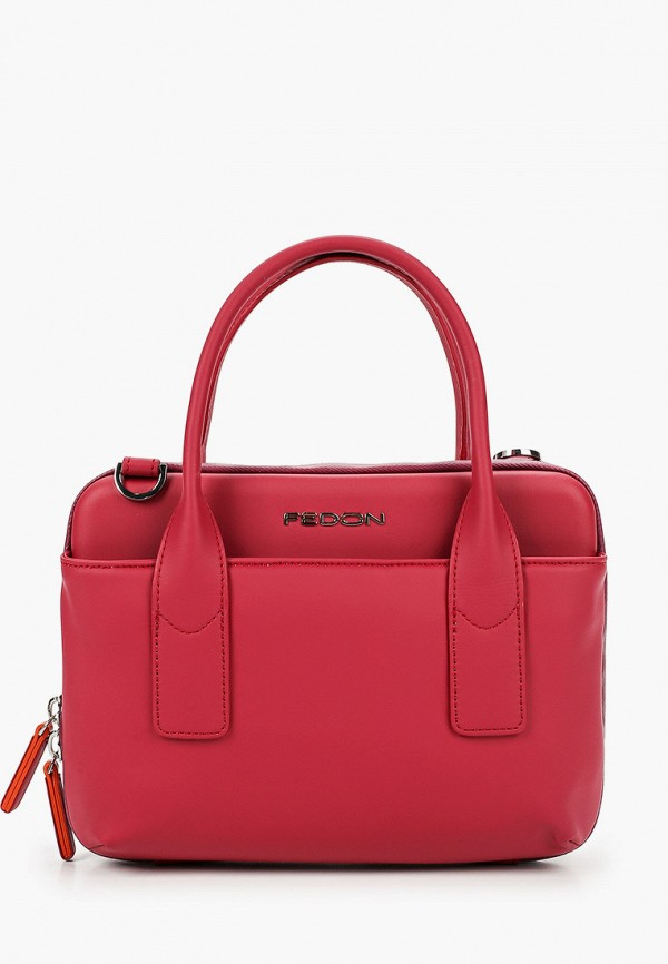 женская сумка fedon 1919, розовая