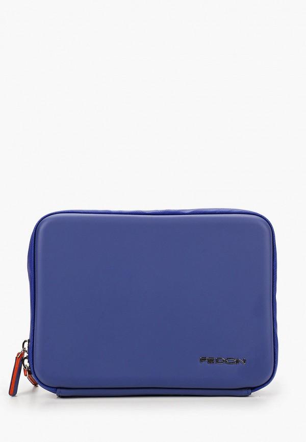 женская сумка fedon 1919, синяя