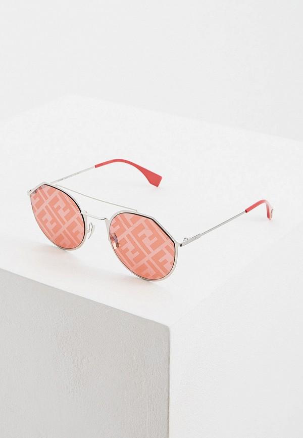Очки солнцезащитные Fendi Fendi FE368DMFVEO2 цена
