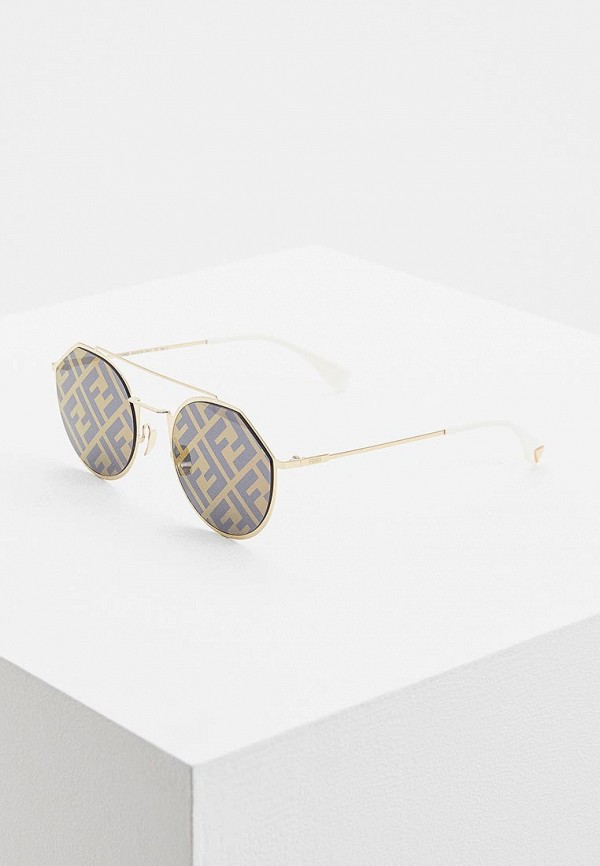 Очки солнцезащитные Fendi Fendi FE368DMFVEO7 цена