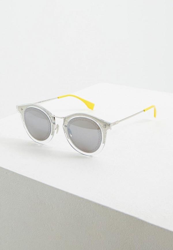 Очки солнцезащитные Fendi Fendi FE368DUEYCU8 цена и фото