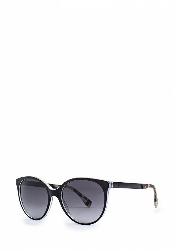 Очки солнцезащитные Fendi Fendi FE368DWEPB95 очки солнцезащитные fendi fendi fe368dwdtk70