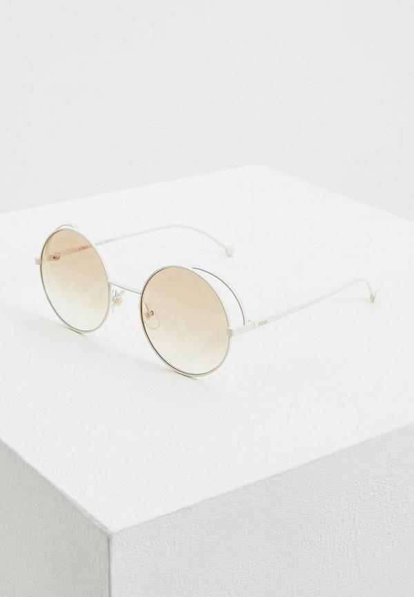 Очки солнцезащитные Fendi Fendi FE368DWEYCU9 все цены