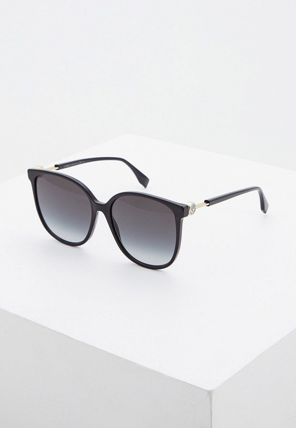 Очки солнцезащитные Fendi Fendi FE368DWHBJG7 цены онлайн
