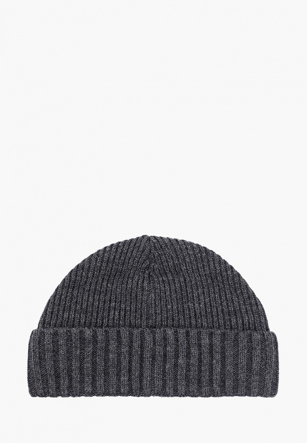Фото 2 - мужскую шапку Ferz серого цвета