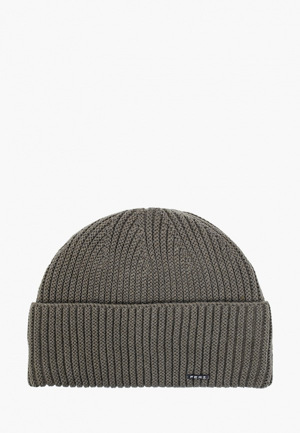 мужская шапка ferz, хаки