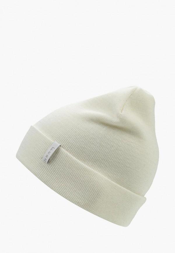 Фото 13 - мужскую шапку Ferz белого цвета