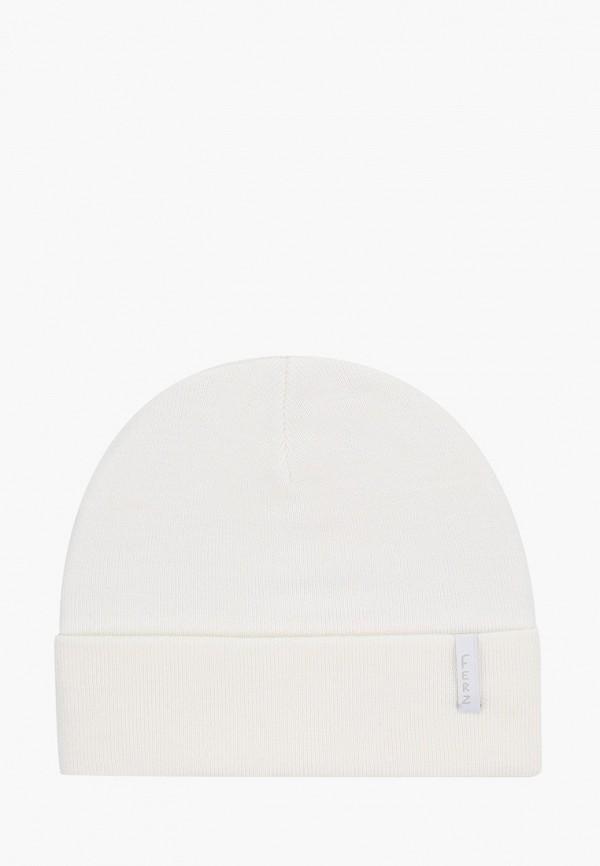 Фото 17 - мужскую шапку Ferz белого цвета