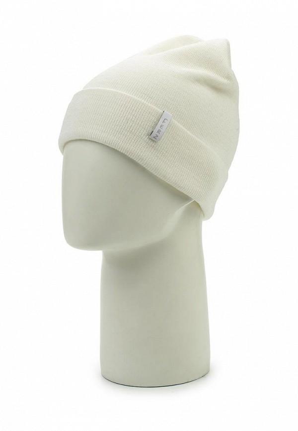 Фото 8 - мужскую шапку Ferz белого цвета