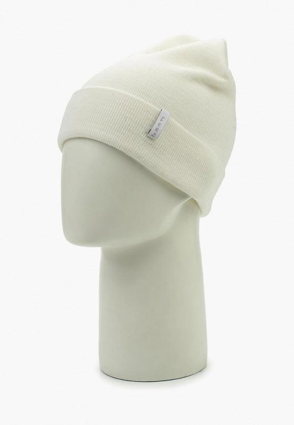 Фото 14 - мужскую шапку Ferz белого цвета