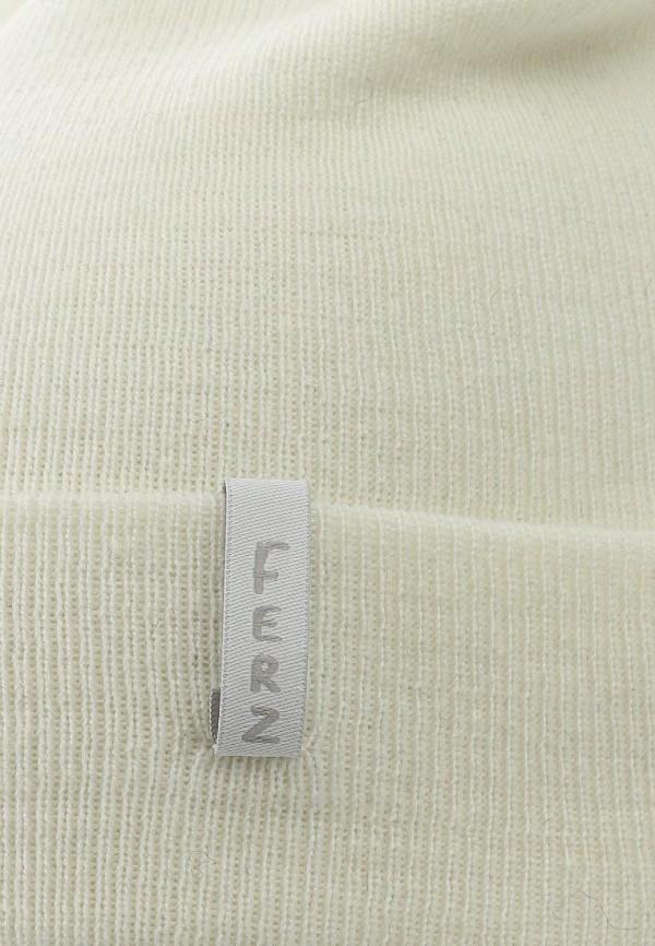 Фото 10 - мужскую шапку Ferz белого цвета