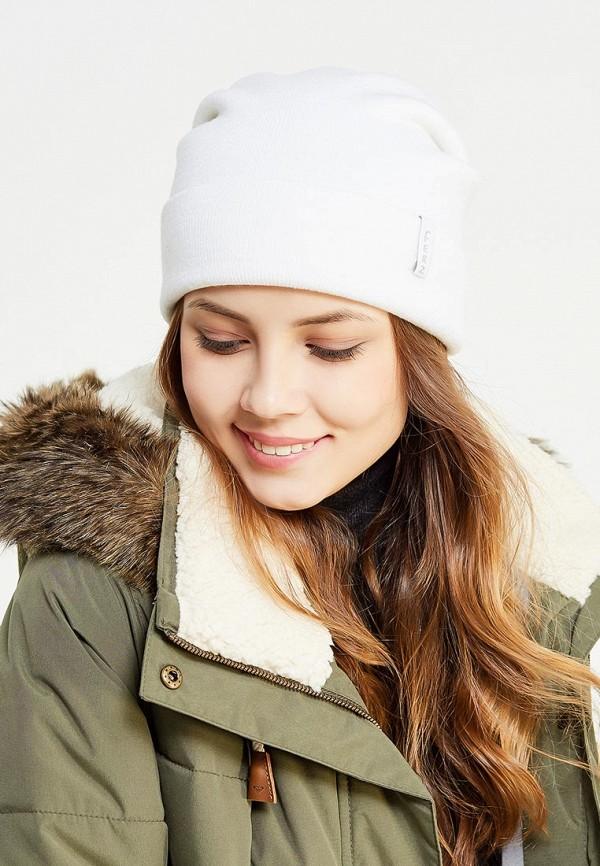 Фото 11 - мужскую шапку Ferz белого цвета