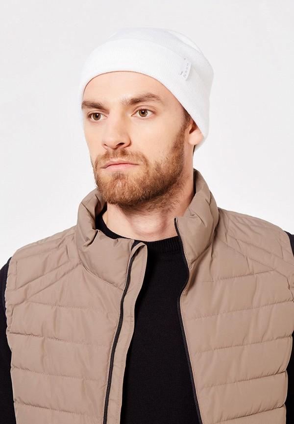 Фото 12 - мужскую шапку Ferz белого цвета