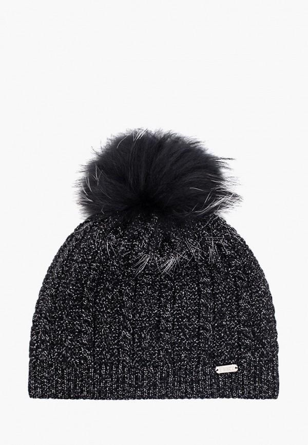 Фото - женскую шапку Ferz черного цвета