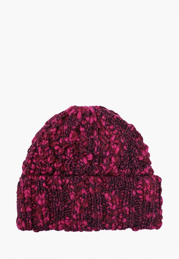 Фото 2 - женскую шапку Ferz бордового цвета