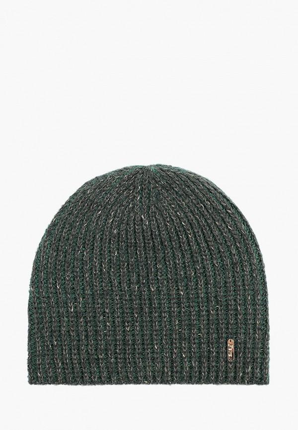женская шапка ferz, зеленая