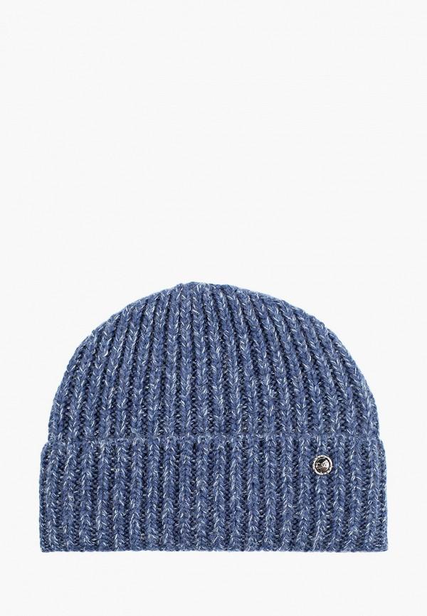 женская шапка ferz, синяя