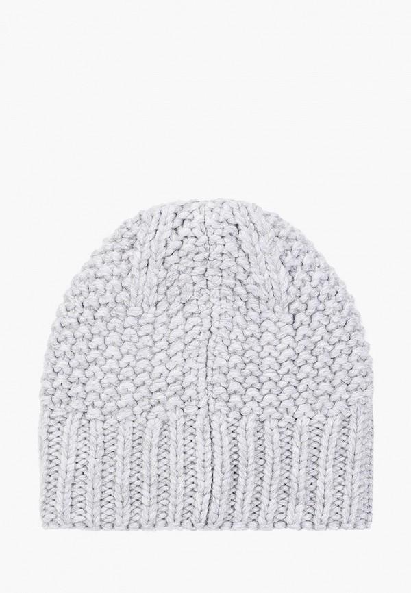 Фото 2 - женскую шапку Ferz серого цвета