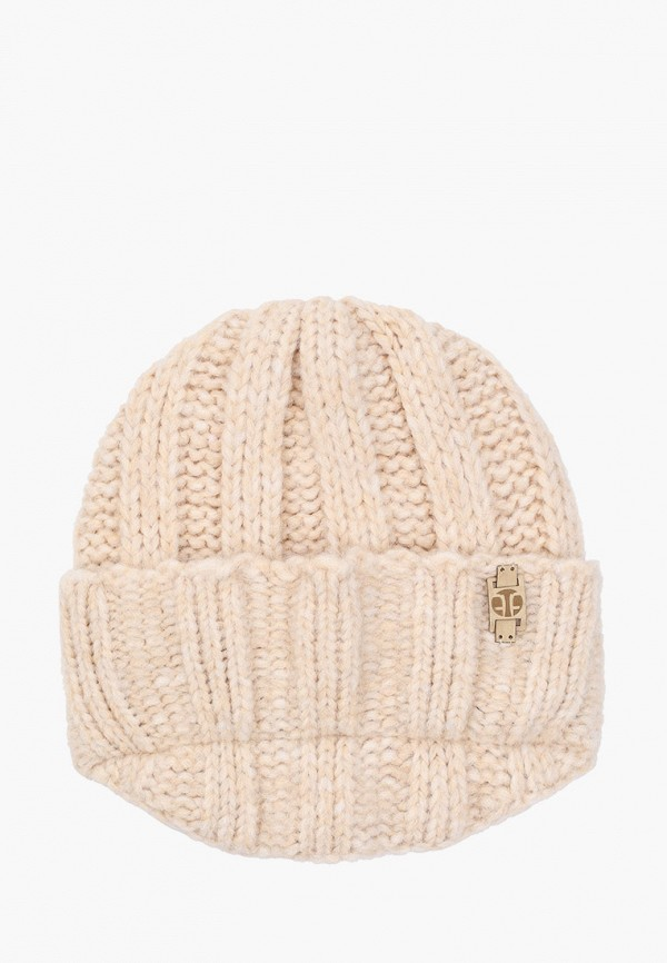Фото - женскую шапку Ferz бежевого цвета