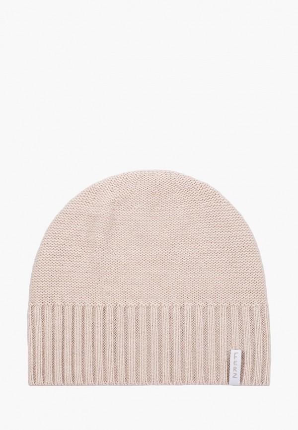 женская шапка ferz, бежевая
