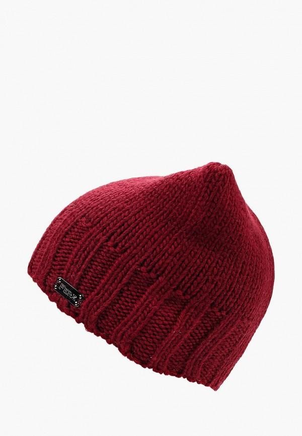 Купить Шапка Ferz, FE913CWXZY72, бордовый, Осень-зима 2017/2018