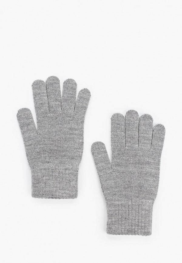 мужские перчатки ferz, серые