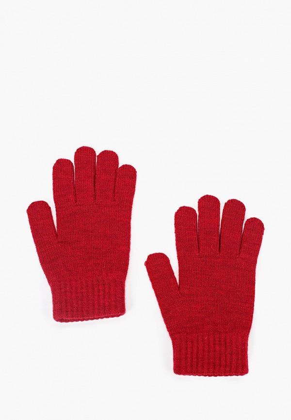 женские перчатки ferz, бордовые