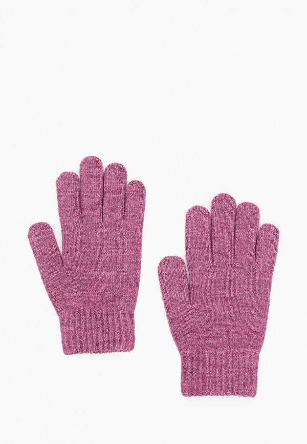 женские перчатки ferz, фиолетовые