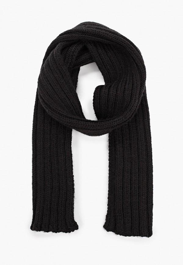 женский шарф ferz, черный