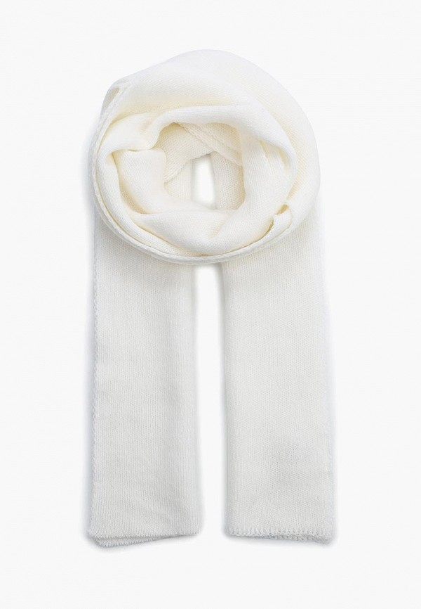 женский шарф ferz, белый
