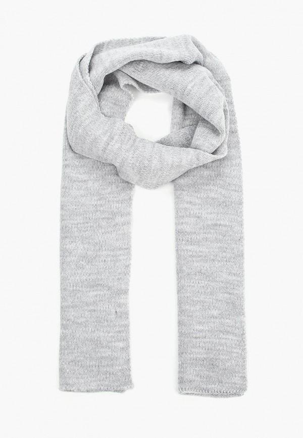 женский шарф ferz, серый