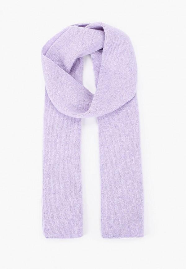 женский шарф ferz, фиолетовый