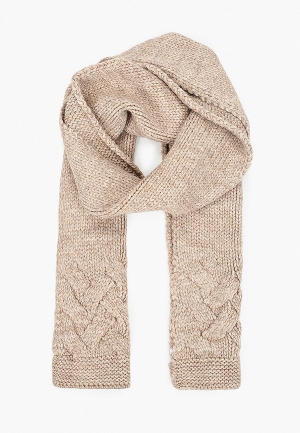 женский шарф ferz, бежевый