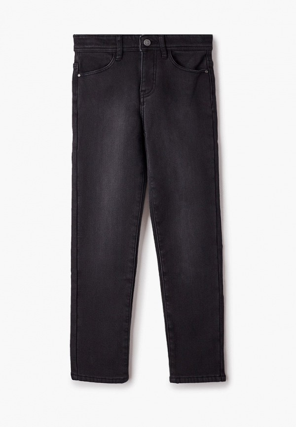 джинсы finn flare малыши, черные