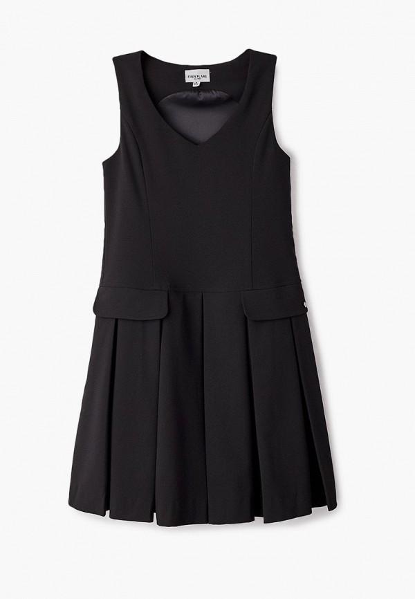 повседневные платье finn flare малыши, черное