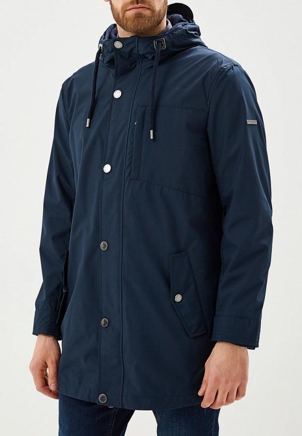 Купить Куртка утепленная Finn Flare, fi001emagxu4, синий, Весна-лето 2018