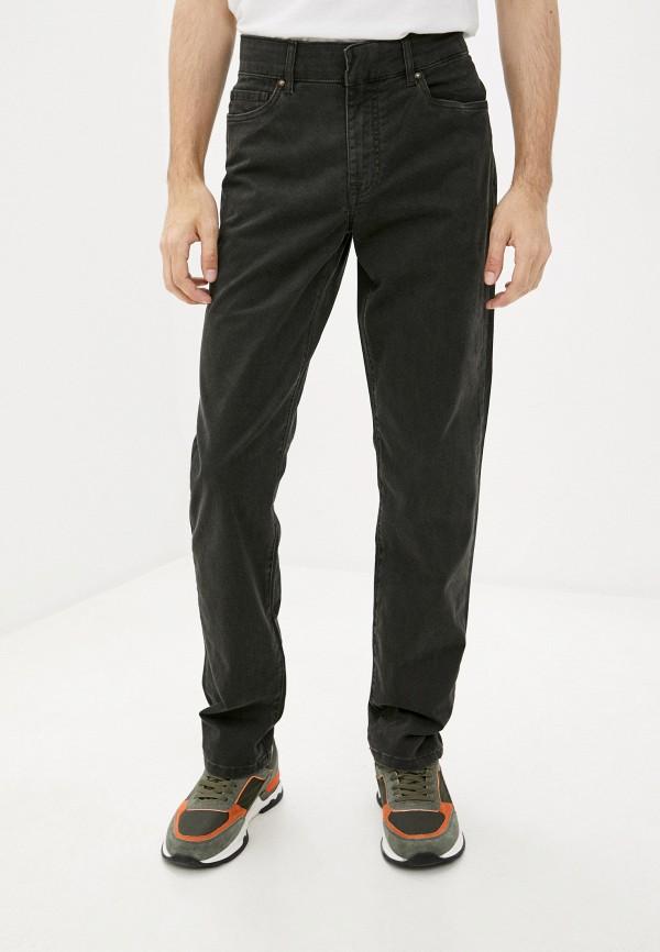 мужские повседневные брюки finn flare, серые