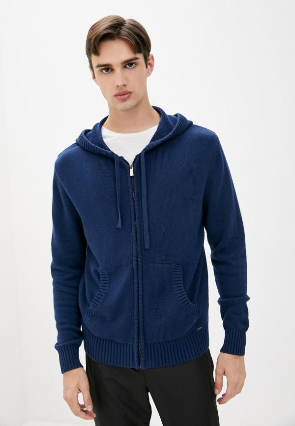 мужские худи finn flare, синие