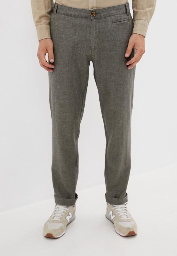 мужские повседневные брюки finn flare, хаки