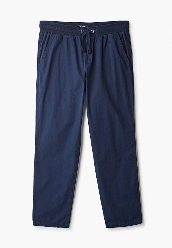 мужские брюки finn flare, синие