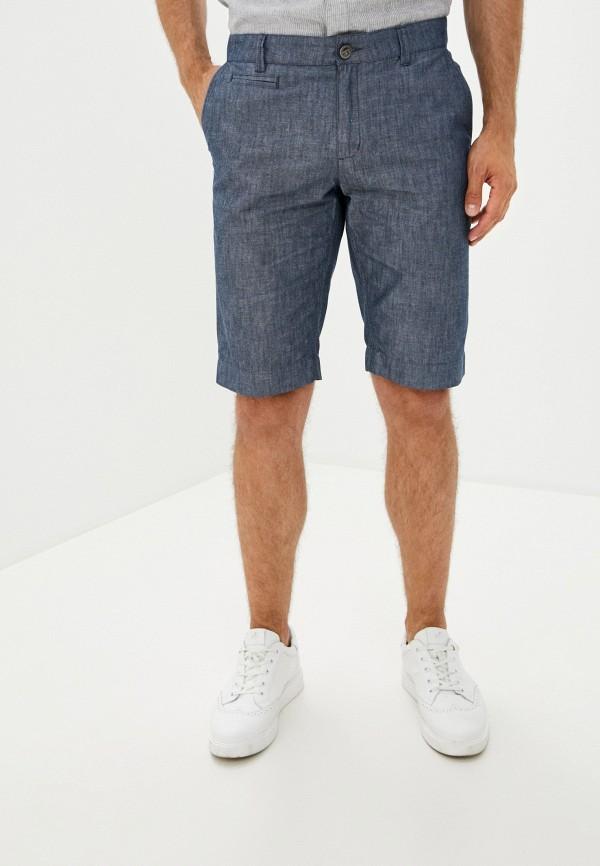 мужские повседневные шорты finn flare, серые