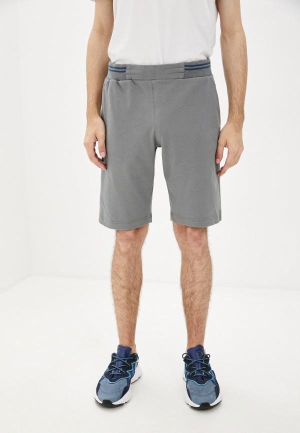 мужские спортивные шорты finn flare, серые