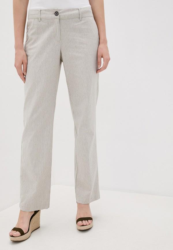 женские повседневные брюки finn flare, бежевые